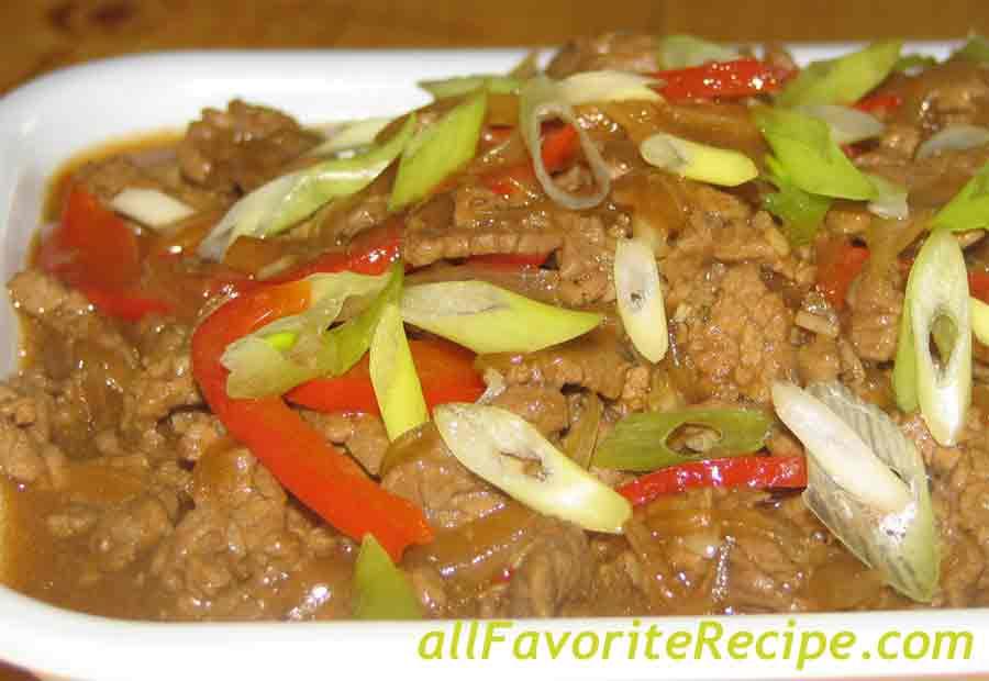 Beef asado iii japanese style filipino recipe filipino forumfinder Choice Image