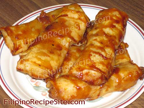 This Turon Saba Recipe Is A Typical Filipino Merienda Or Snack Turon Resembles As A Banana Spring Rolls Which Consist Of Plantain And Jackfruit That Is